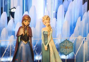 『きらめく、雪と氷のストーリー(Snow & Ice Story)~「アナと雪の女王」の終わりのない感動に酔いしれて~ 』