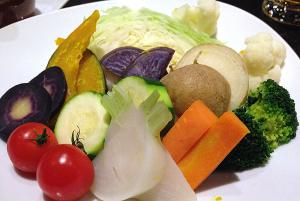 国産野菜のバーニャカウダ
