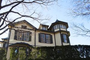 外交官の家(旧内田家住宅)