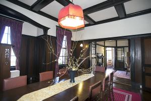 外交官の家(旧内田家住宅)食堂