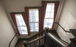 外交官の家(旧内田家住宅)階段