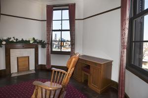 外交官の家(旧内田家住宅)夫人の部屋