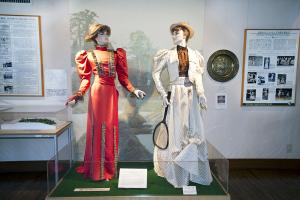 1890年代のテニスウェア
