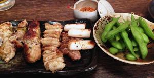 枝豆&焼き鳥 九州居酒屋 博多満月 上野店
