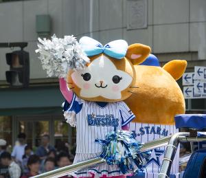 横浜開港記念みなと祭 国際仮装行列 第63回ザよこはまパレード