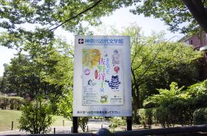神奈川近代文学館 佐野洋子展