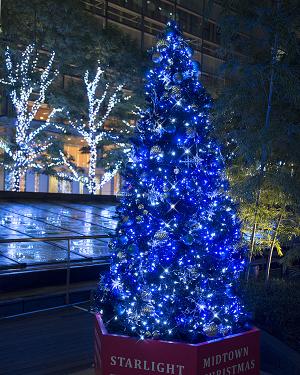 ウエルカムイルミネーション ミッドタウン・クリスマス2015