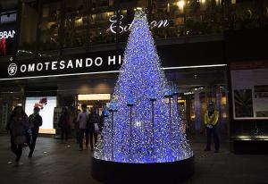 表参道ヒルズ クリスマスツリー