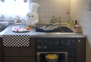 白猫さん家のバレンタインパーティー