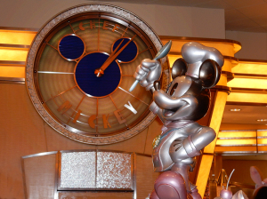 ディズニーアンバサダーホテル シェフ・ミッキー