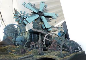 スタジオジブリ 空とぶ機械達展