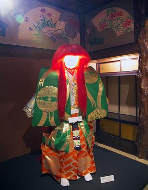 歌舞伎衣裳・連獅子