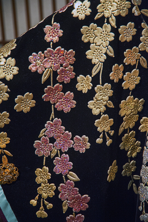 衣装デザイナー有伽 今世和様衣紋
