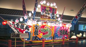 北海道函館市「南かやべひろめ舟祭り」