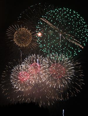神奈川新聞花火大会2016