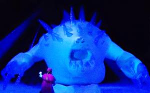 ディズニーオンアイス アナと雪の女王