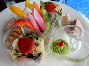 新横浜プリンスホテル・天空のアフタヌーンティーセット