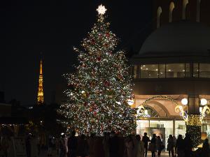 クリスマスイルミネーション 恵比寿ガーデンプレイス