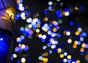MARK IS みなとみらい Happy Blue Christmas