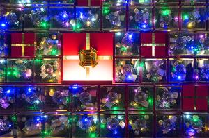 66プラザイルミネーション:Roppongi Hills Artelligent Christmas 2016