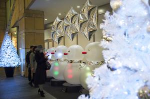 Roppongi Hills Artelligent Christmas 2016