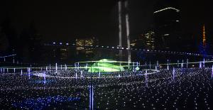 東京ミッドタウン スターライトガーデン2016