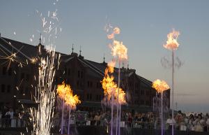FLAME FOUNTAIN(フレームファウンテン) 2017