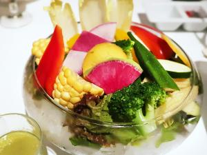 季節野菜盛り合わせ