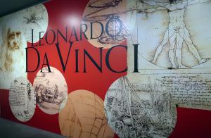 没後500年記念「レオナルド・ダ・ヴィンチ展」