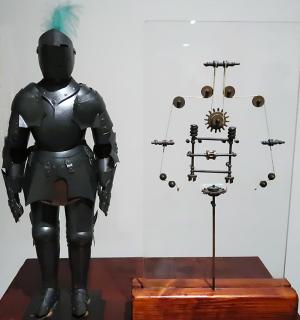 ロボット騎士(Robot Internal Mechanisms)