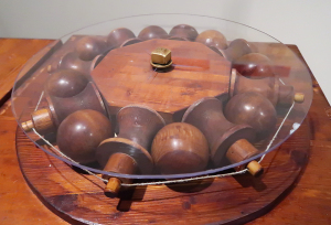 平面のボールベアリング装置(Flat Ball Bearings)