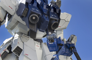 The Life-Sized Unicorn Gundam Statue Ver. TWC