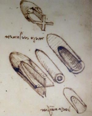 没後500年記念『レオナルド・ダ・ヴィンチ展』