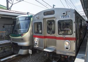 7000系 クハ7900形