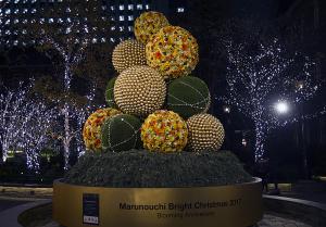ブリックスクエアのBlooming Bubbles