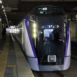 JR東の新型車両E353系