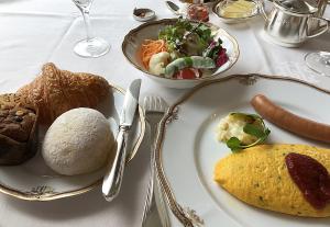 DE ADMIRAAL(デ アドミラル)の朝食