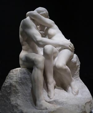 オーギュスト・ロダン《接吻》