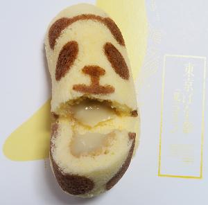 東京バナナ パンダ