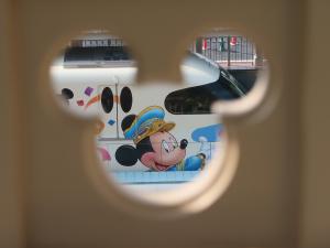 東京ディズニーランドホテル 7518室