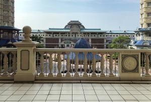 東京ディズニーランドホテル ドリーマーズ・ラウンジ(Dreamers Lounge)