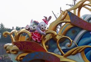 東京ディズニーシーのハピエストセレブレーション・オン・ザ・シー(Happiest Celebration on the Sea)