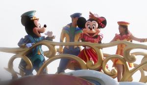 東京ディズニーシー ハピエストセレブレーション・オン・ザ・シー(Happiest Celebration on the Sea)