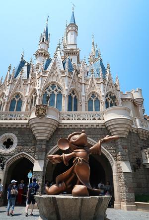 シンデレラのフェアリーテイル・ホール(Cinderella's Fairy Tale Hall)