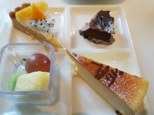 東京ディズニーシー・ホテルミラコスタ「オチェーアノ」のディナーブッフェ