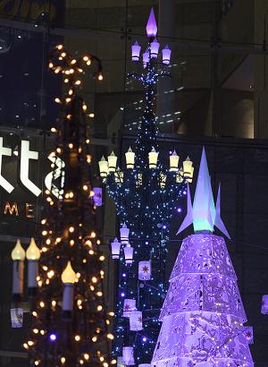 Caretta Illumination 2018 「 塔の上のラプンツェル」