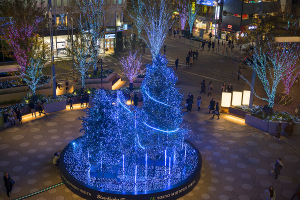 HIBIYA Magic Time Illumination