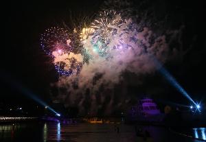 花火シンフォニア(横浜八景島シーパラダイス)
