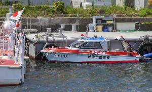 警備艇「ちどり」