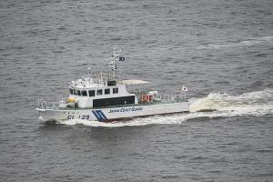 海上保安庁の巡視艇「CL129」